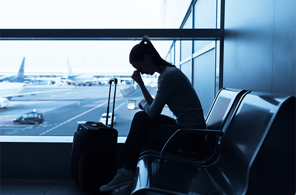 Don't Book a Flight with a Short Layover