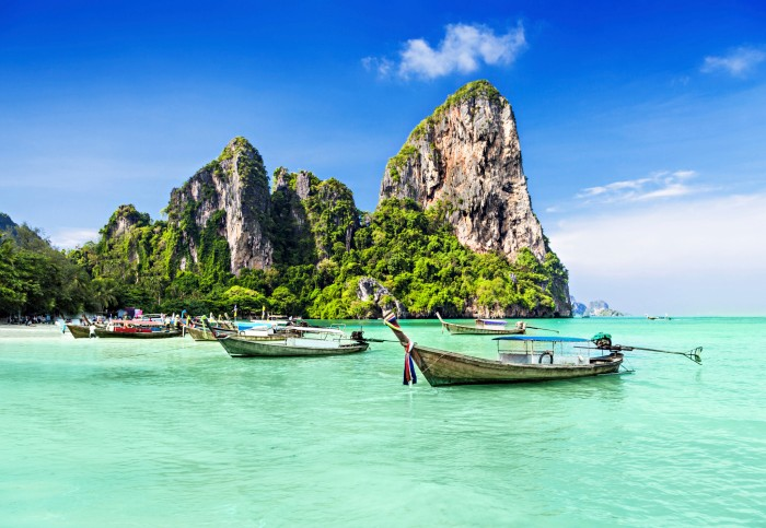 Win a 6-Night Culinary Tour for 2 to Thailand