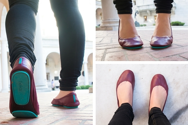 Tieks Review: Foldable and Pocket-Sized Leather Flats