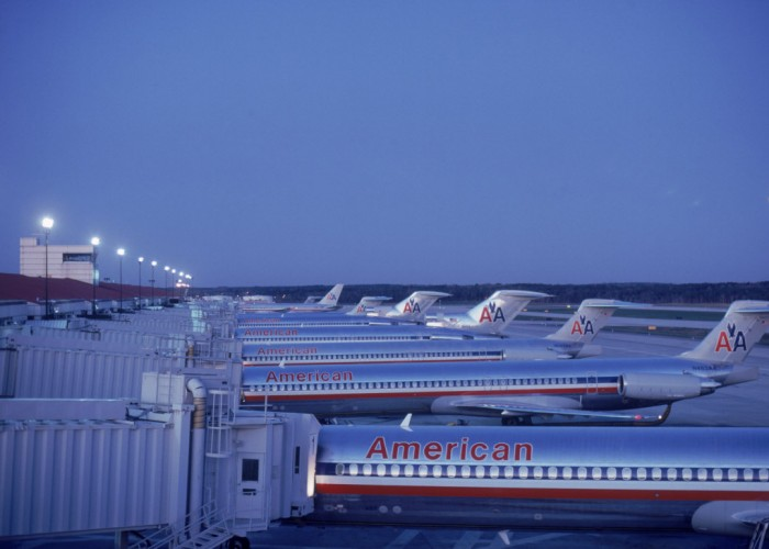 American will test in-flight Internet in 2008