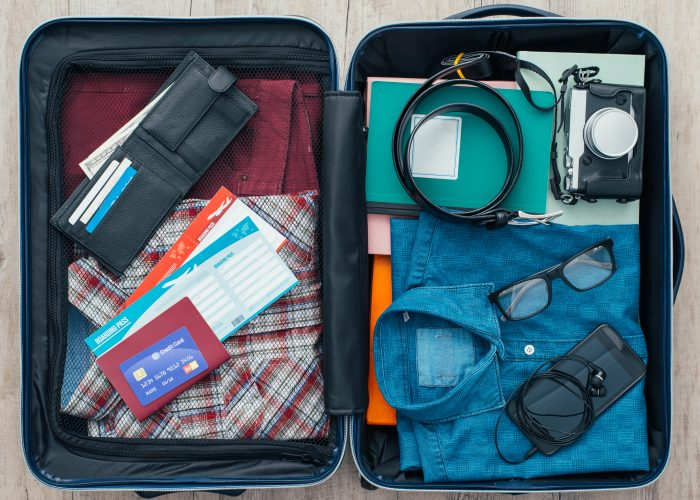 10 Essential Items for Your Carry-On
