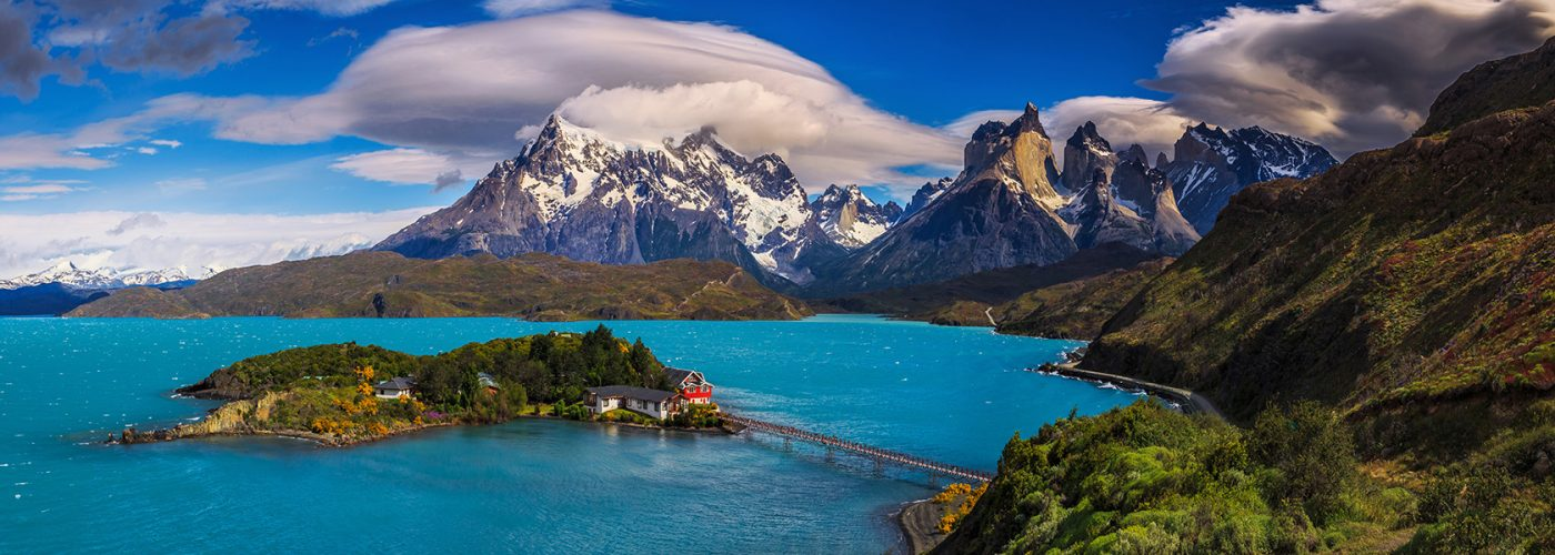 Patagonia And Torres Del Paine Hiking At The Edge Of The