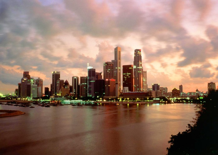 Win a Business-Class Trip to Singapore for Two