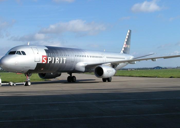 Spirit Canceling Flights as Strike Appears Likely