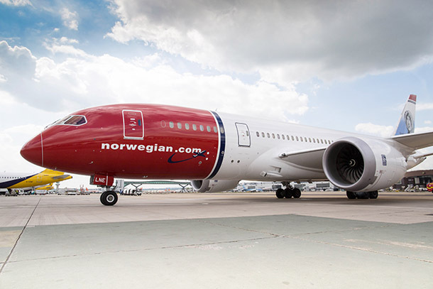 Norwegian Air Is Quietly Dominating the Transatlantic Airfare Market