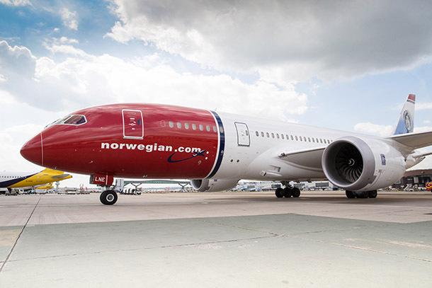 Norwegian Air Is Quietly Dominating the Transatlantic Airfare Market