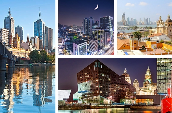 The Next Big Thing: 10 Awesome Comeback Cities to Visit