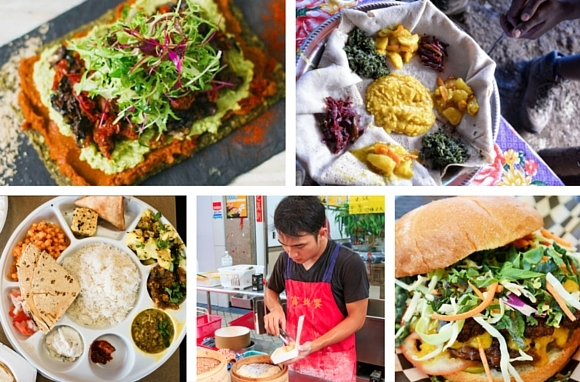 The Best Destinations for Traveling Vegetarians and Vegans