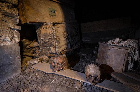 Meet The Good-Luck Mummies