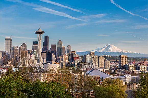 Pacific Northwest (Washington And Oregon)