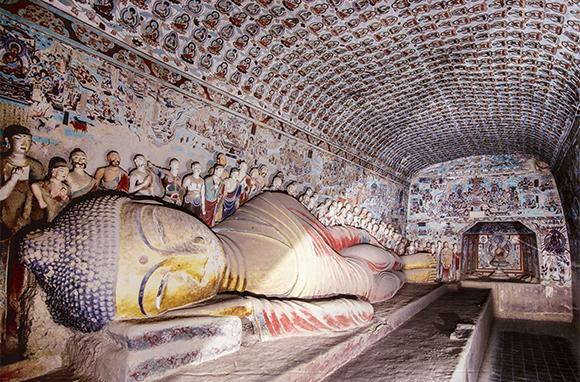 Mogao Grottoes, China