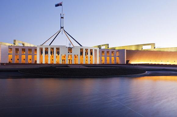 Australia Parliament House, Canberra