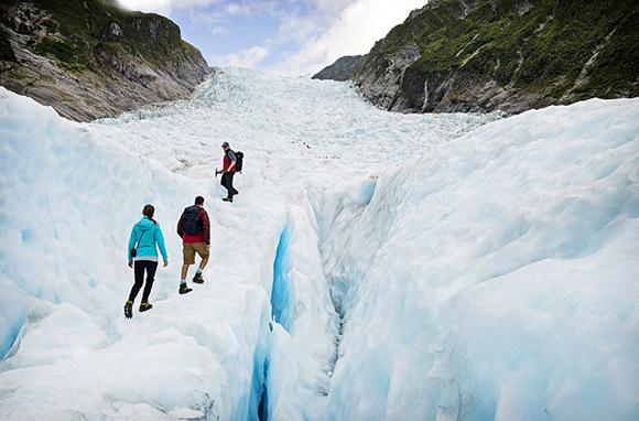 Fox Glacier, West Coast