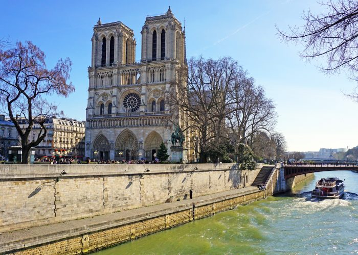 Win a Trip to France and a Seine River Cruise