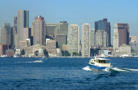 $110 — Boston: Discounted Rates and Free Upgrades