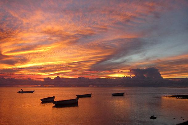 The Mystery Island of Mauritius