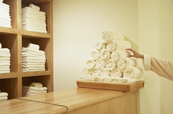 Reuse Hotel Towels