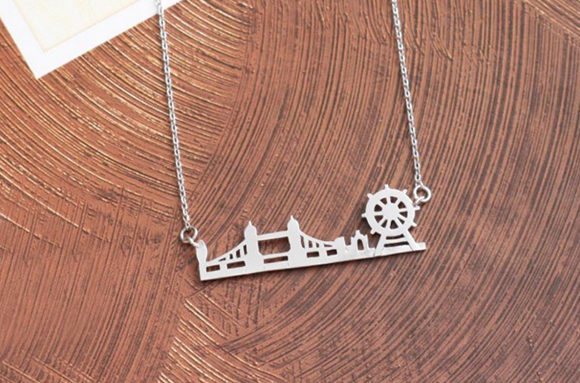Wear Your Wanderlust with Travel-Themed Jewelry Under $30