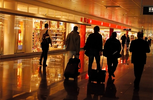 Don't Buy Anything at the Airport