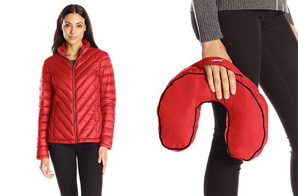 Foldable Jacket