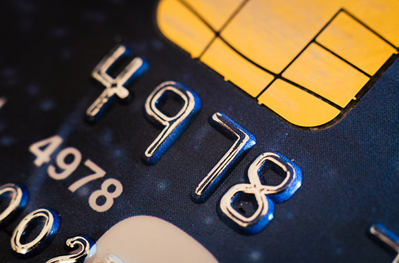Contact Info for Credit Cards