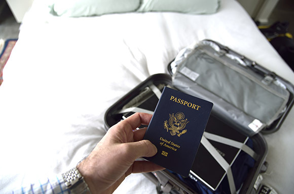 Copies of All Travel Documents