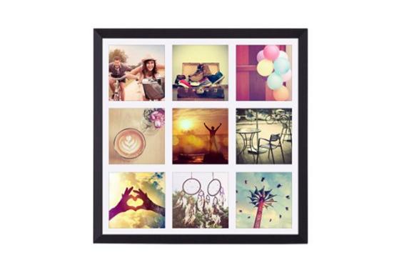 Instagram-Friendly Photo Frame