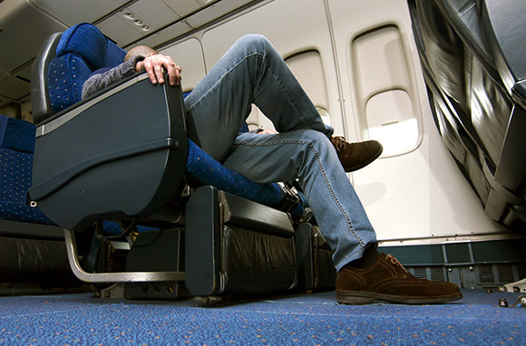 People Ask to Move Away from You on Flights