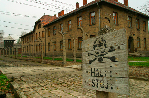 Concentration camps and Holocaust memorials