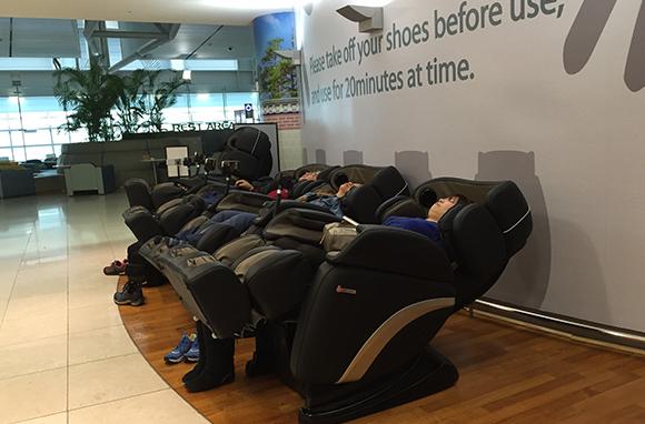 Free Massage Chairs