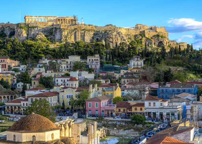 Greece: 10-Night Vacations from $1366