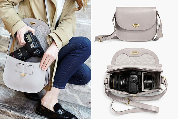 A Camera Bag For Luxe Look