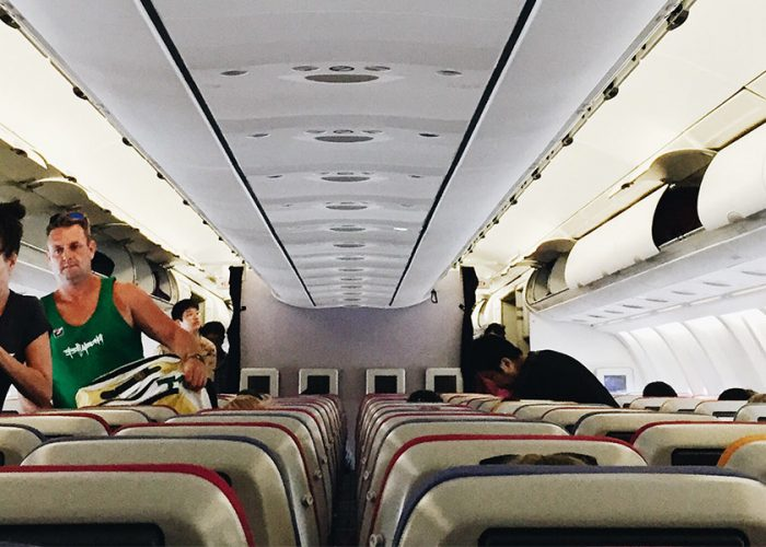 Reclining Your Airplane Seat