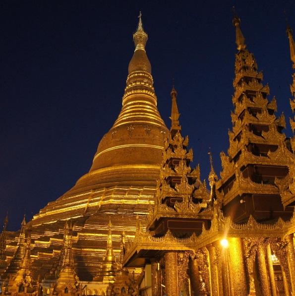 Myanmar temples