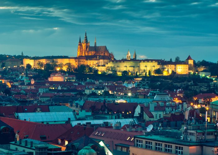 Prague, Vienna and Budapest: 9-Night Vacations from $929