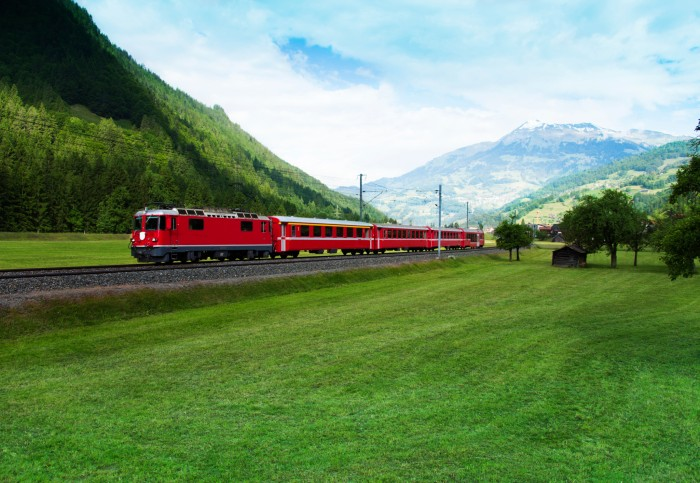 5 Scenic Train Rides Around the World That Just Might Change Your Life