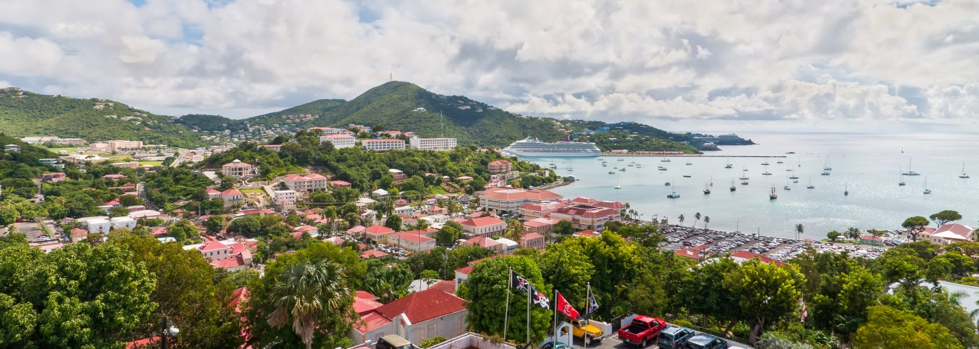 U.S. Virgin Islands, Caribbean