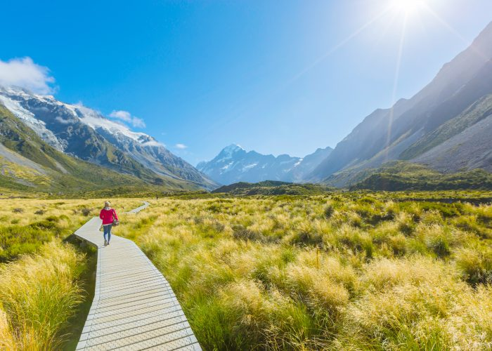 Around New Zealand's South Island in 60 Seconds
