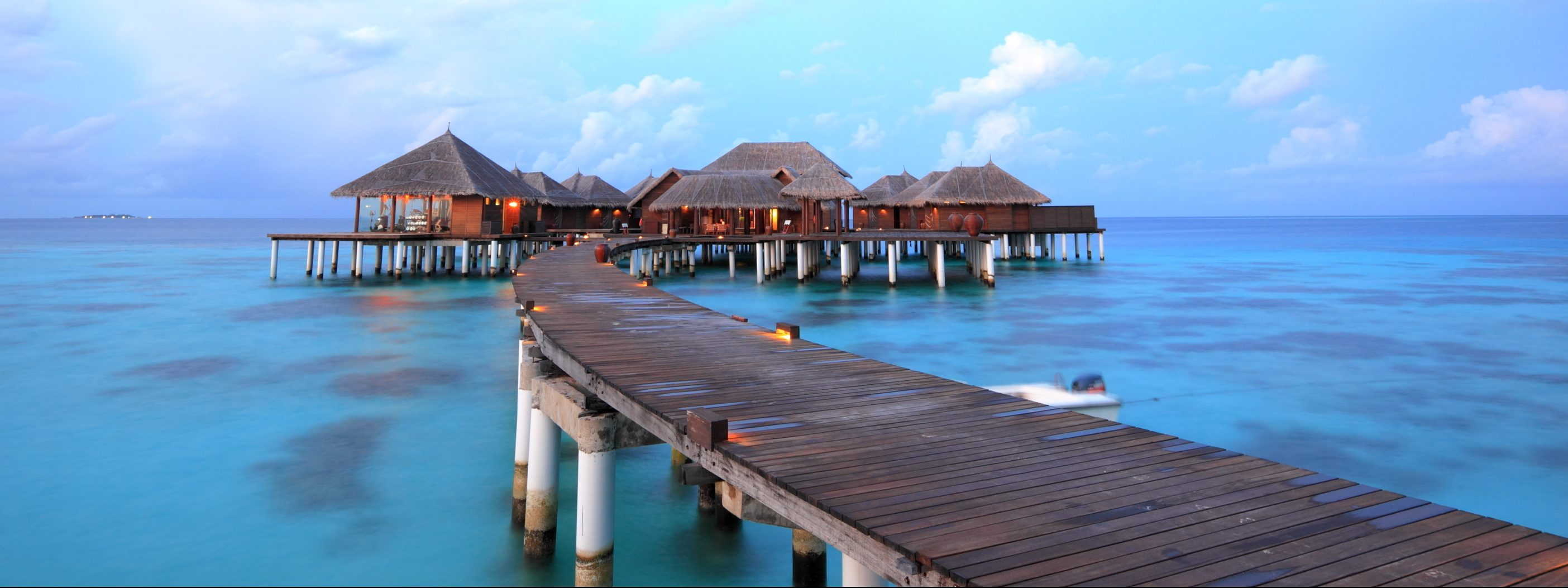 10 Amazing Overwater Bungalows You Can Sleep In