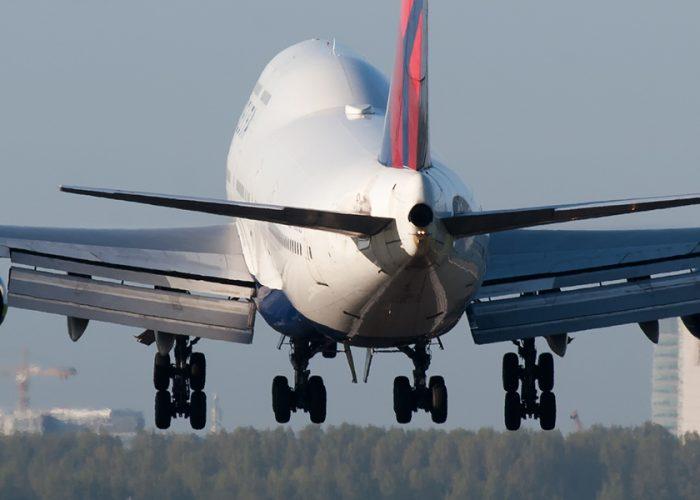 Delta Airplane Sale