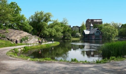 Hidden gems of central park 6