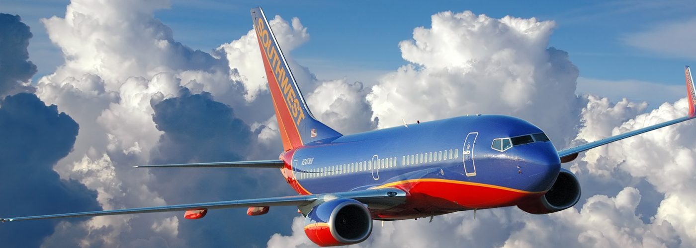 Southwest Airplane Airfare Sale
