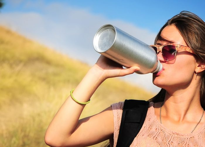 7 Great Water Bottles for Travel