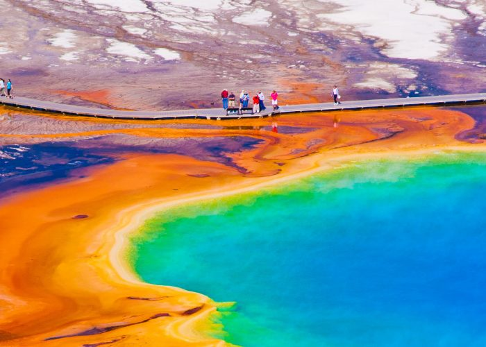 Yellowstone National Park: Our June National Park of the Month