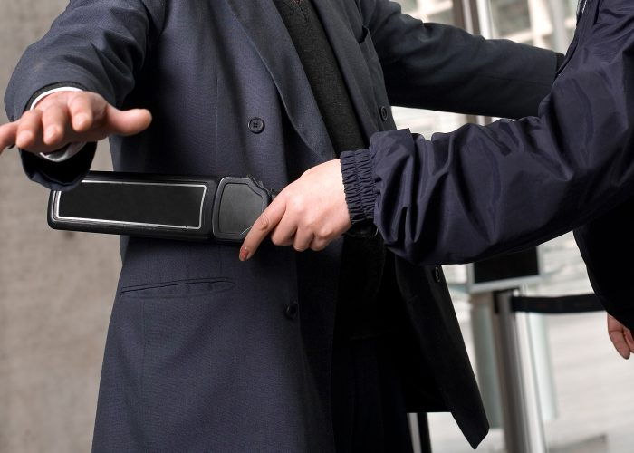 What Not to Wear at Airport Security