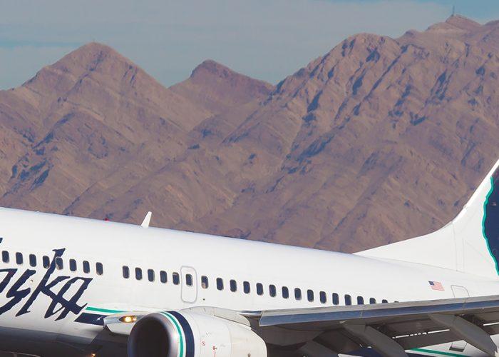 Alaska Airplane Flights