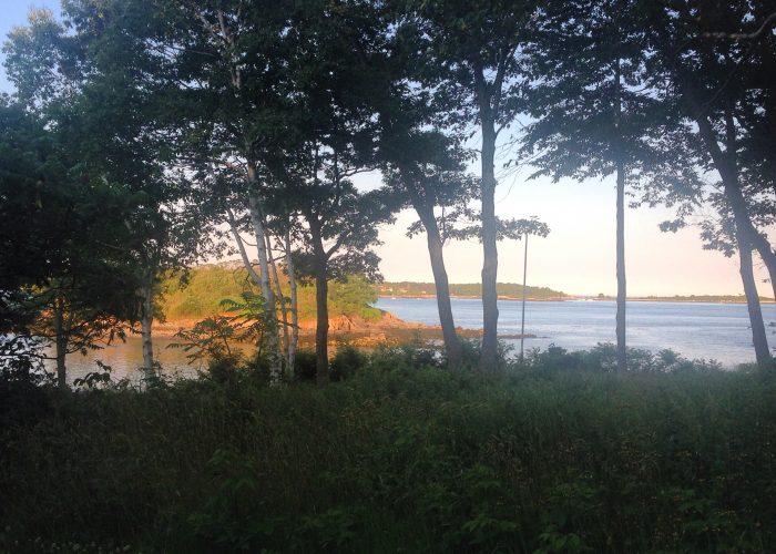 A Hidden and Semi-Forbidden Island off Maine's Coast