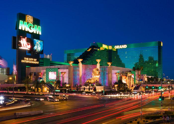 Earn More Points for Hyatt, MGM Stays in Las Vegas