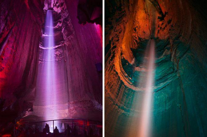 waterfalls in the u.s.