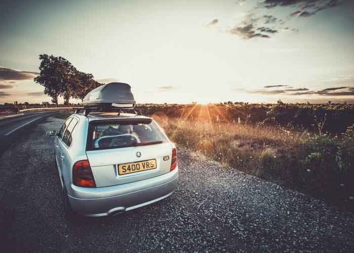 The One Word You Must Know When Driving Abroad